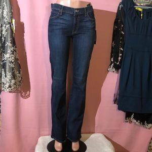 NWT KORAL BOOT cut Straight Leg Jeans